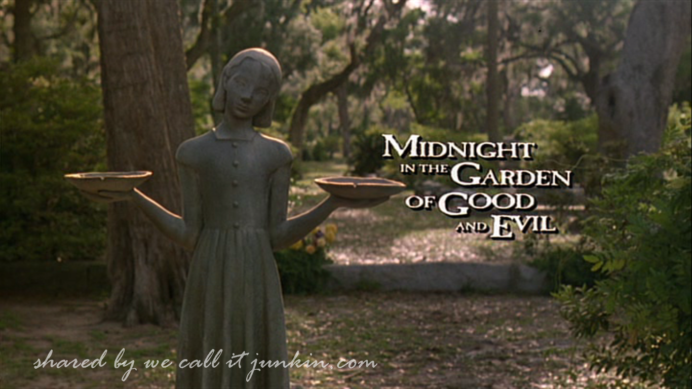 Antiques On Film: Midnight In The Garden Of Good And Evil | Gardens