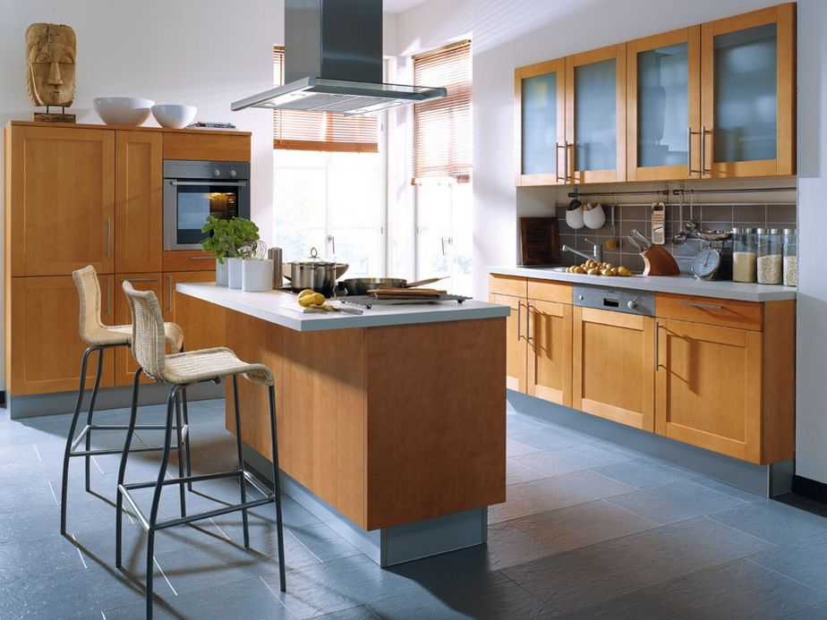Schüller Tauern beautiful schüller kitchen in our tauern style wood effect