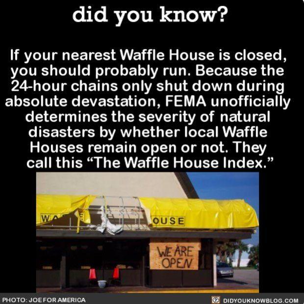 Big Mac Economic Evaluation And Waffle House National Disaster Evaluation.
