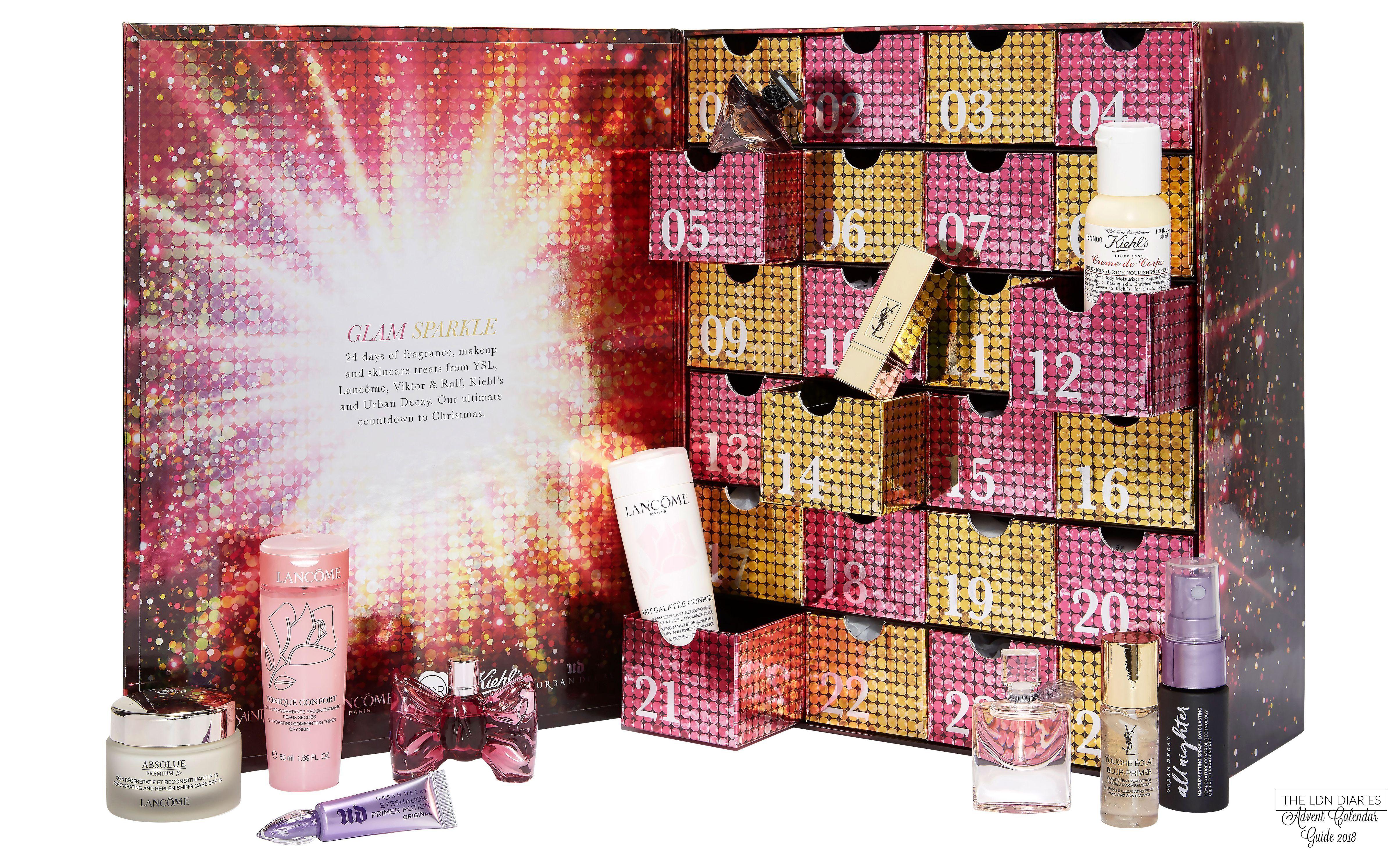 Beauty Advent Calendar 2020 Beauty advent calendar, Best