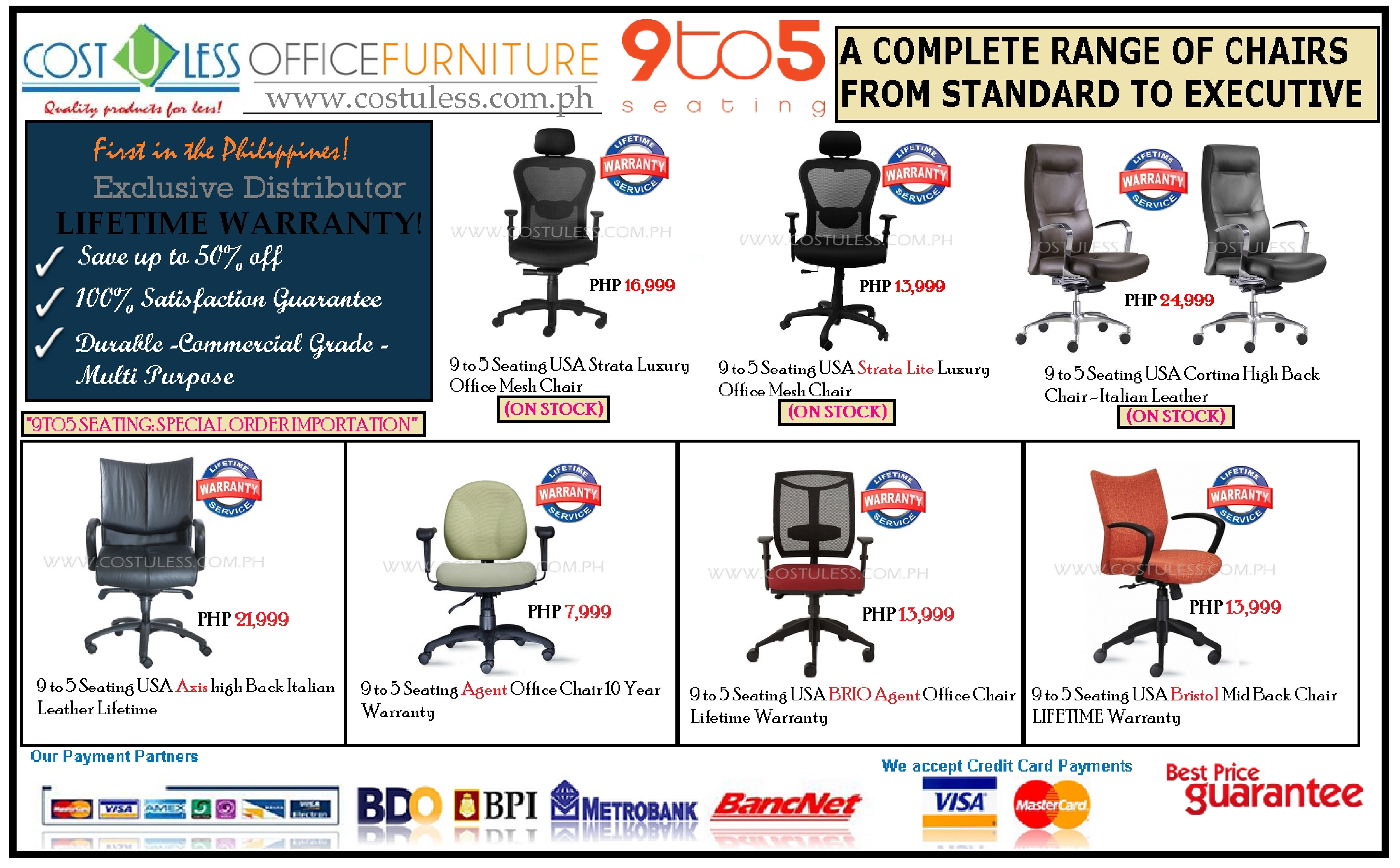 Office Furniture Office Chair Sale Cost U Less Get Big Discount