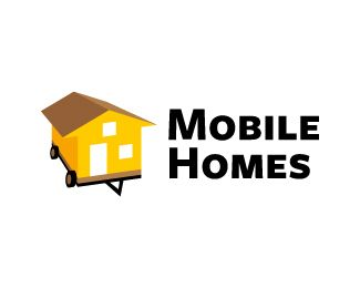 Logo Design - Mobile Homes | Customizable logos for sale ... on heavy equipment by owner, used mobile home sale owner, mobile home parks sale owner, apartments for rent by owner, mobile homes for rent,