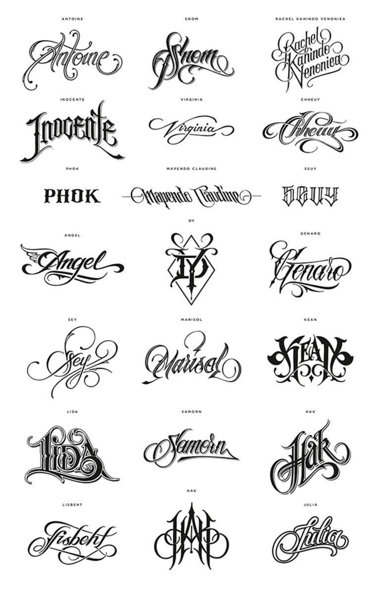 25 Tattoo Ideas In 2020 Tattoo Name Fonts Name Tattoo Designs Tattoo Lettering
