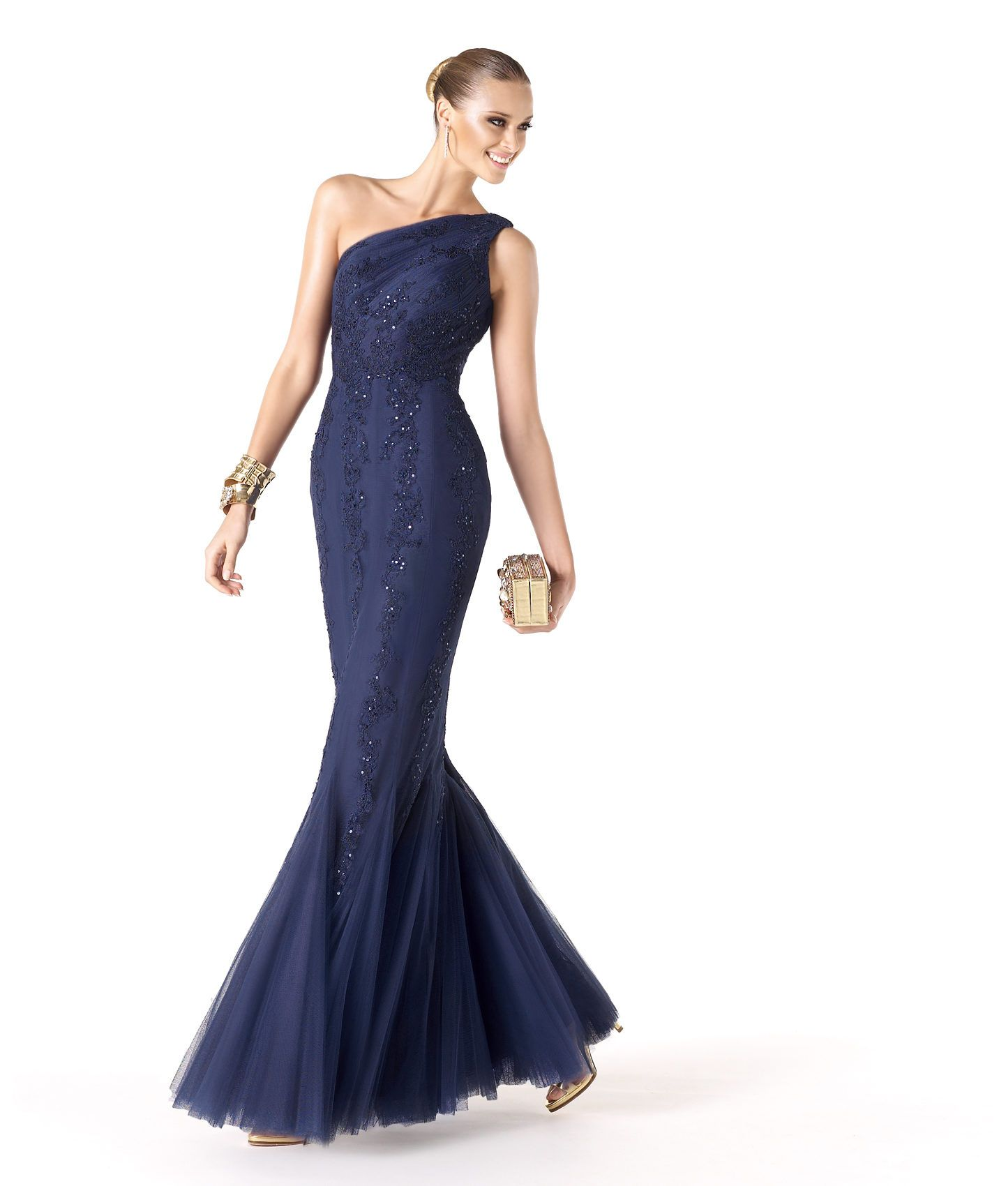 Pronovias presents the Ramassa cocktail dress from the Cocktail 2014  collection.  1603acd63d0c