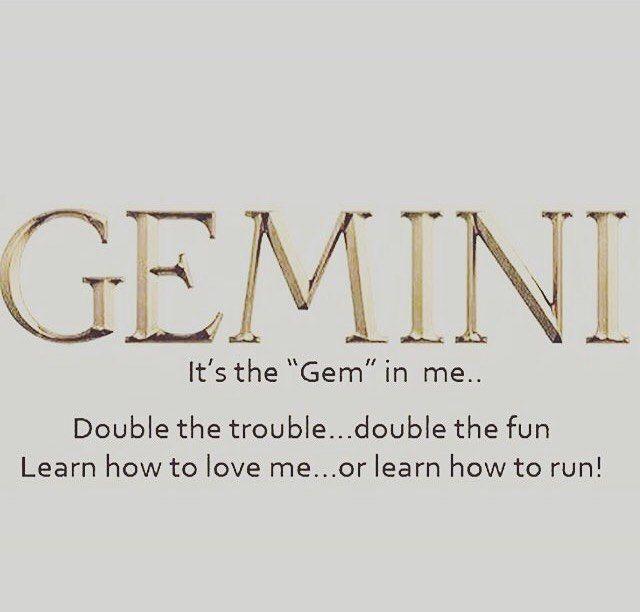 Gemini flicka dating Gemini kille