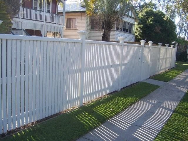 Paling Fence Designs Paling fence with colonial topped posts fence designs including paling fence with colonial topped posts workwithnaturefo