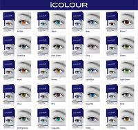 Icolour Eye Drops Alternative For Cosmetic Color Contacts Lenses