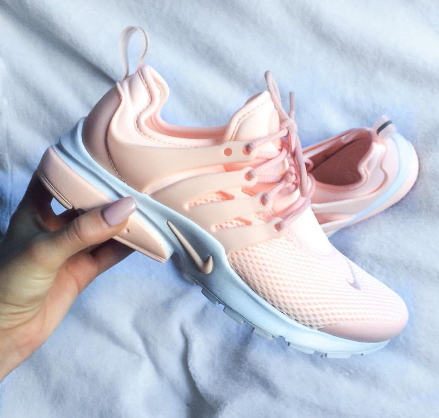 Nike Air Presto In Lachs Rosa Foto Jessnugent1 Instagram Turnschuhe Damen Nike Presto Turnschuhe Herren