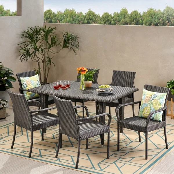 Our Best Patio Furniture Deals Wicker Dining Set Patio Furniture Deals Outdoor Furniture Sets Best deals on outdoor furniture