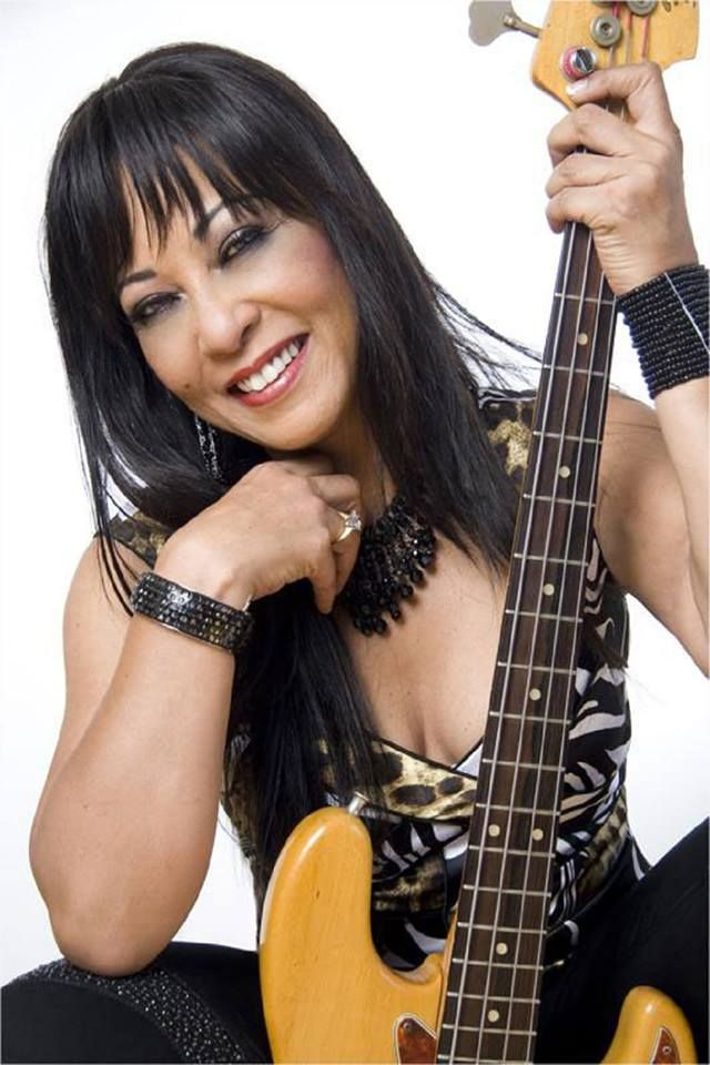 "Pictured: Native American Indian, Janice Marie Johnson of singing group ""A Taste of Honey"" (Singer and Bassist). She is well known for songs - Boogie Oogie Oogie and Sukiyaki. Janice is of Stockbridge-Munsee-Mohican ancestry. ""Until The Eagle Falls"" CD and Music video garnered Janice-Marie with the 'Award of Excellence' and the 'Award of Distinction' at the 2003 1st Indian Summer Festival Film"