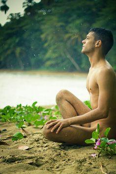 houston nude Meditation