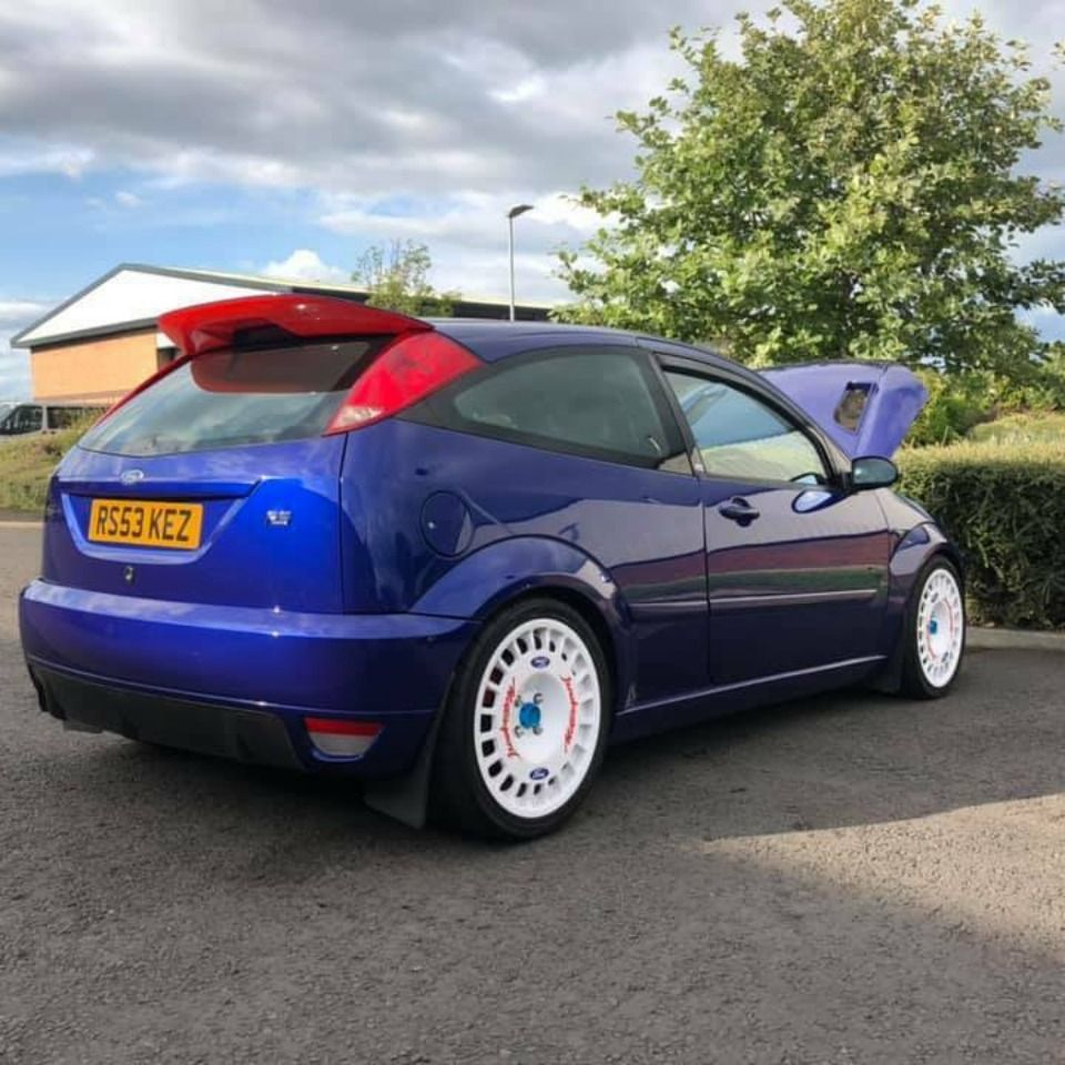 430 Bhp Mk1 Ford Focus Rs For Sale On Ebay Ford Focus Ford