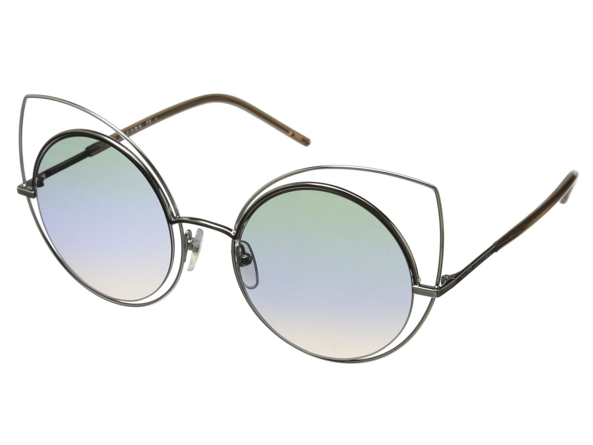 MARC JACOBS 10/S Sunglasses | Palladium / Gold (10/S) | Pinterest