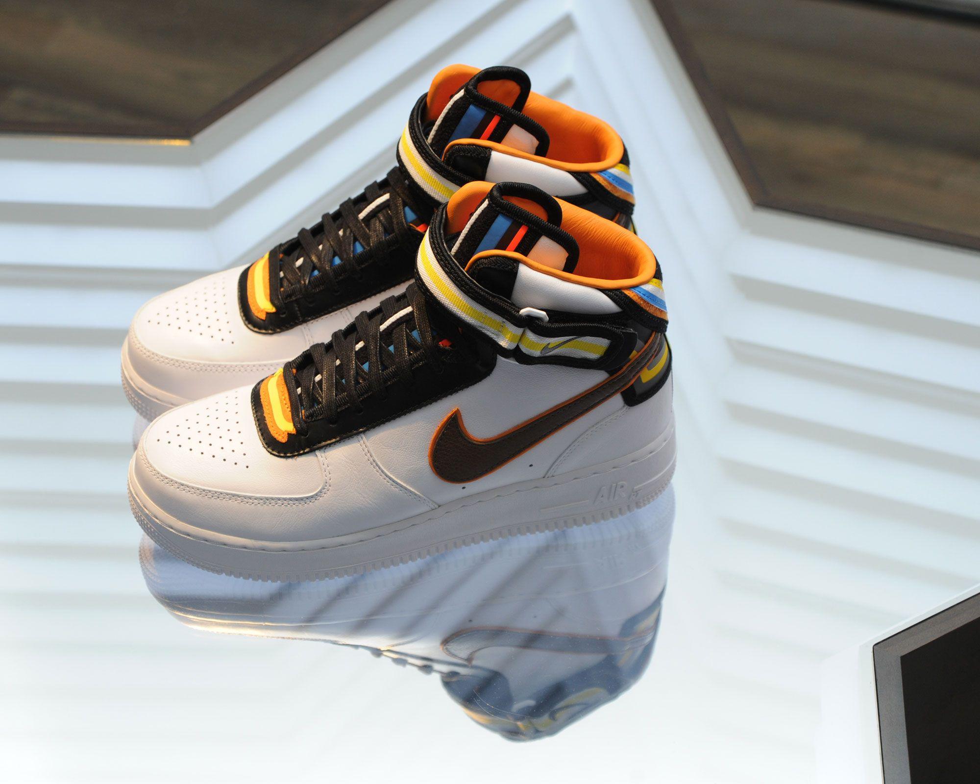 Nike R.T. Air Force 1 by Riccardo Tisci Design Magazine