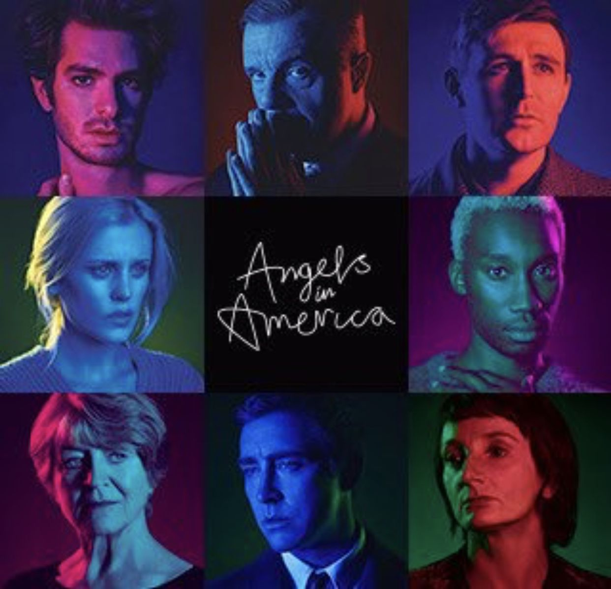 Artwork Relating To Angels In America Broadway Play In Spring