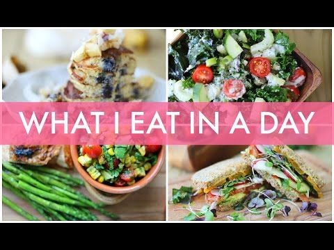 What i eat in a day healthy summer recipes youtube healthy what i eat in a day healthy summer recipes youtube forumfinder Choice Image