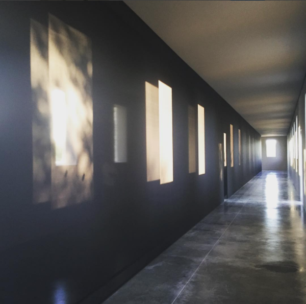 Robert Irwin's First Permanent Installation Opens at the Chinati Foundation in Marfa