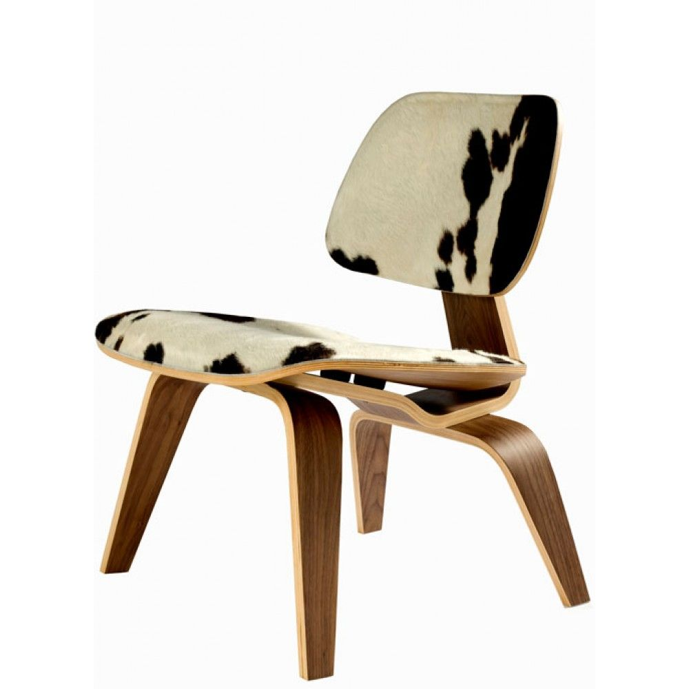 Exceptionnel Eames LCW Plywood Lounge Chair Replica In Cowhide   Modern Classics  Commercial Furniture