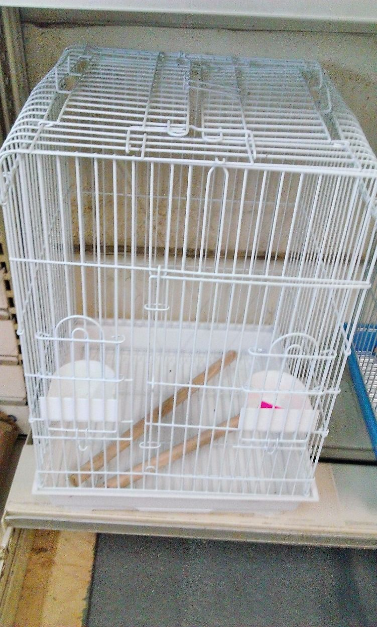 I'm selling White Parrot Cage - £60.00 #onselz
