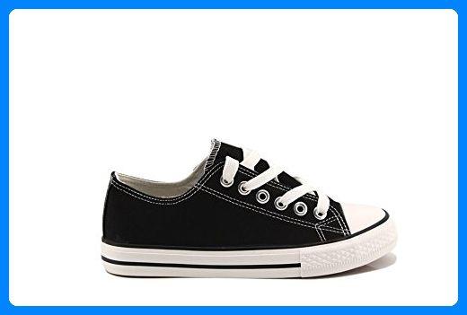 Damen Sneaker, Weiß - Weiß - Größe: EU 38 Modelisa