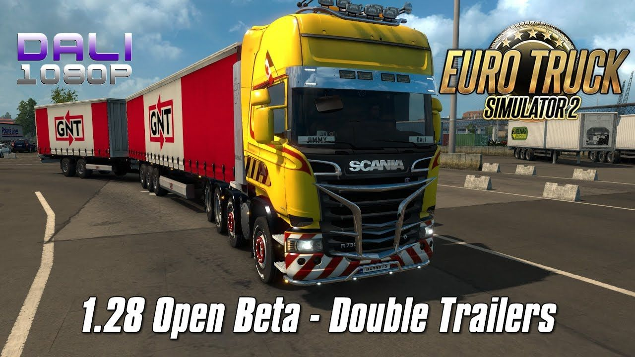 Ets 2 Update V1 28 Open Beta Main Features Doubles Background