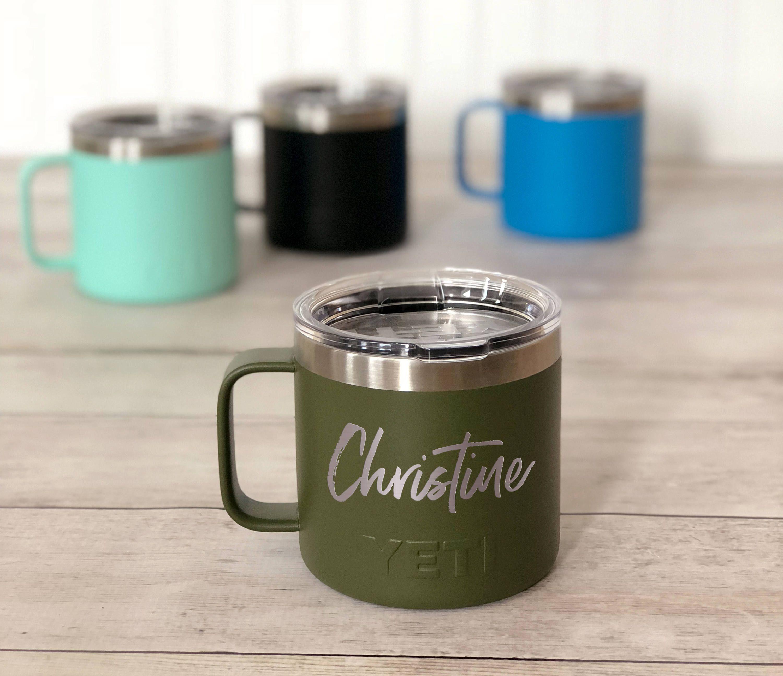 Yeti Coffee Mug Personalized Yeti Campfire Mug