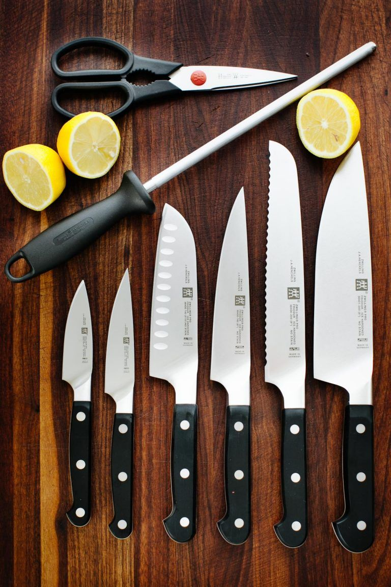 These Zwilling J.A. Henckels knives are exceptional. Every