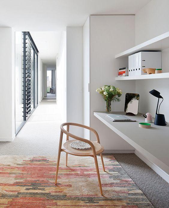 27 Genial Schwebenden Schreibtische Für Ihr Büro Zu Hause
