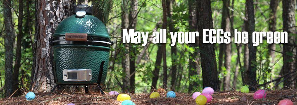 Image result for big green egg easter