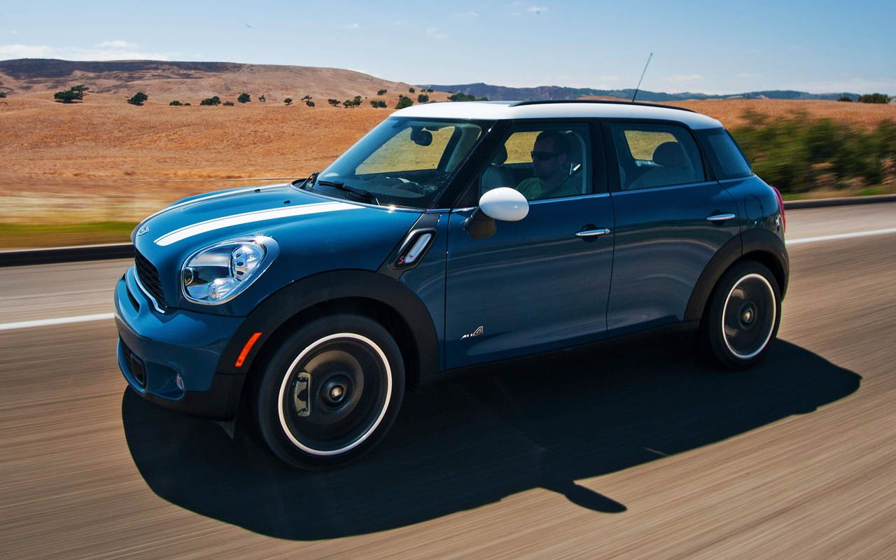 Category Mini Cooper >> 2016 Mini Countryman Is A New Car That Will Have A Design Styling