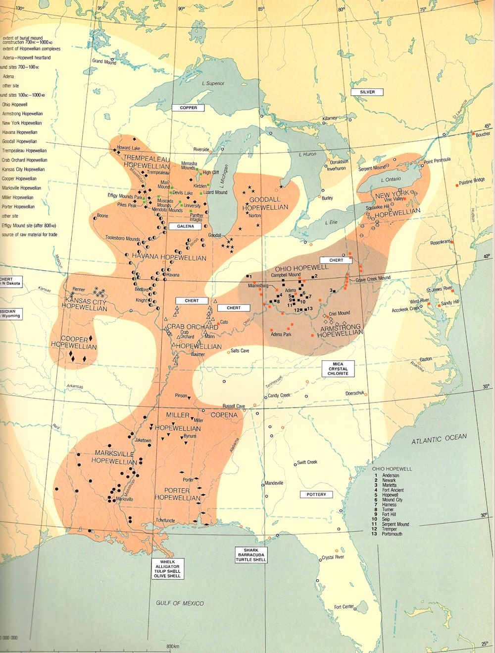 Image result for map eastern us native american tribes | USA Maps ...