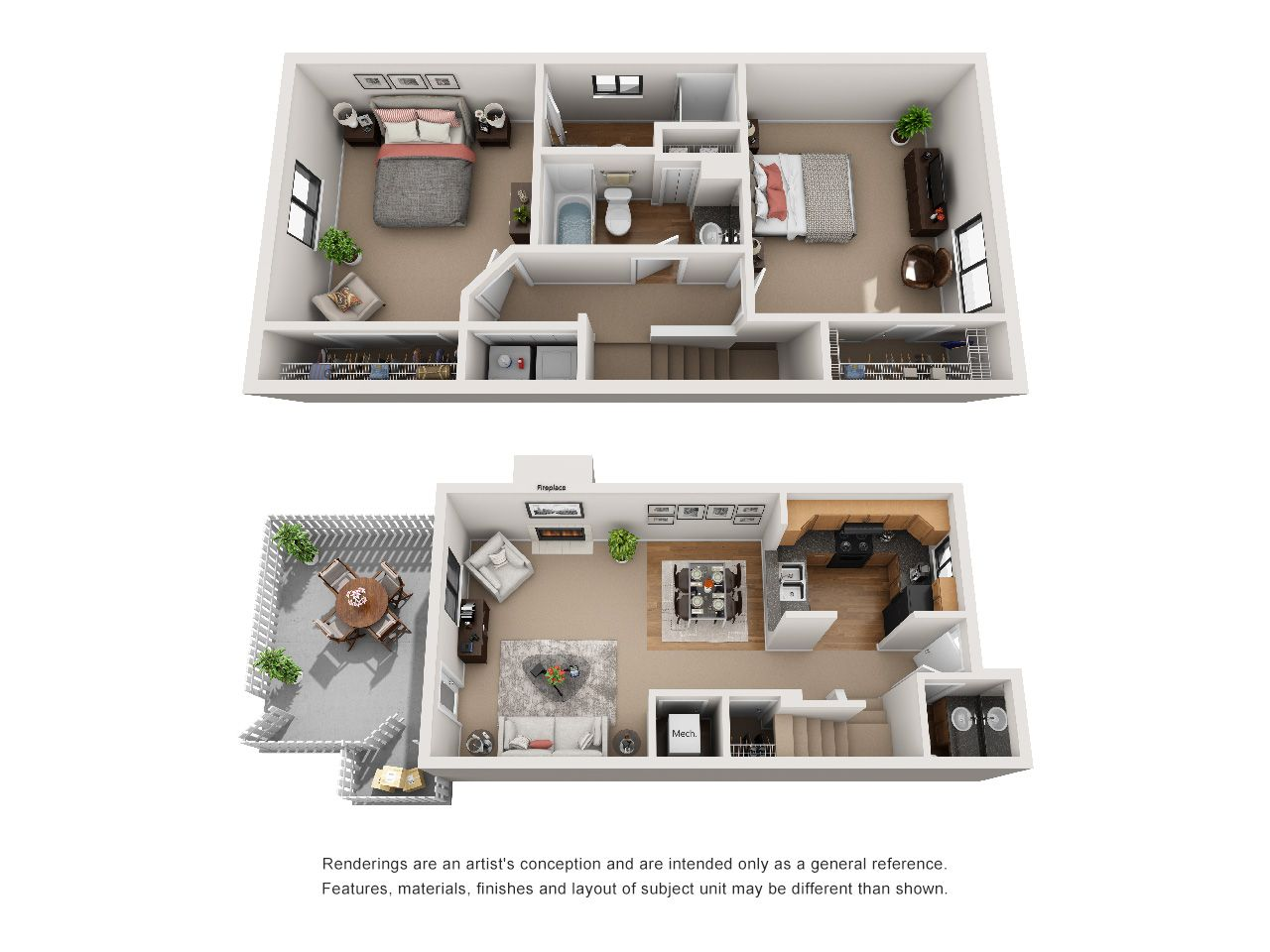One And Two Bedroom Apartments In Indianapolis In Bedroom Floor Plans Two Bedroom Apartments