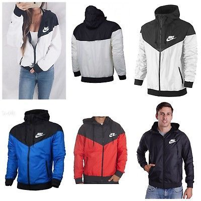 Men Athletics: Nike Windbreaker Windrunner Jacket Women S Men S Free  Shipping Pre-Order