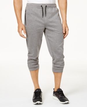 7f3df733e83 Id Ideology Men s Cropped Fleece Joggers