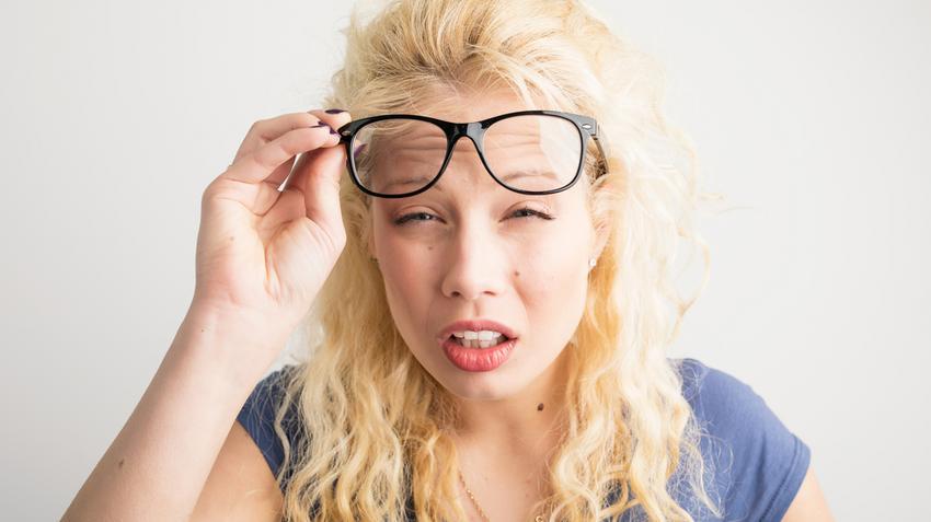 a látásromlás alapelvei