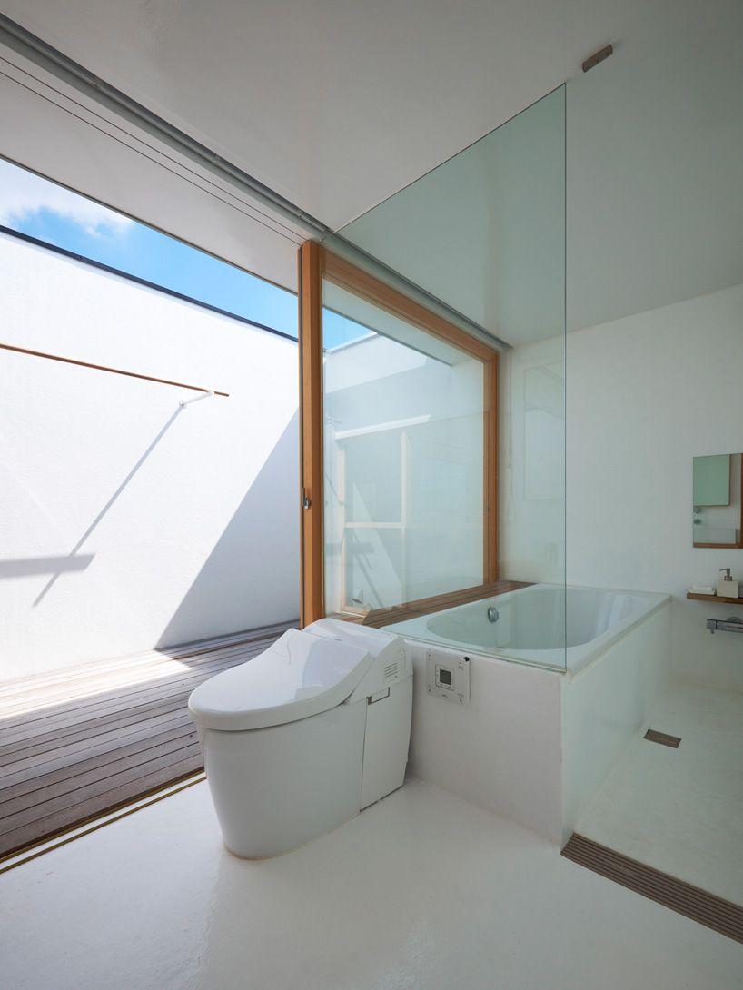 Futuristic Bathroom