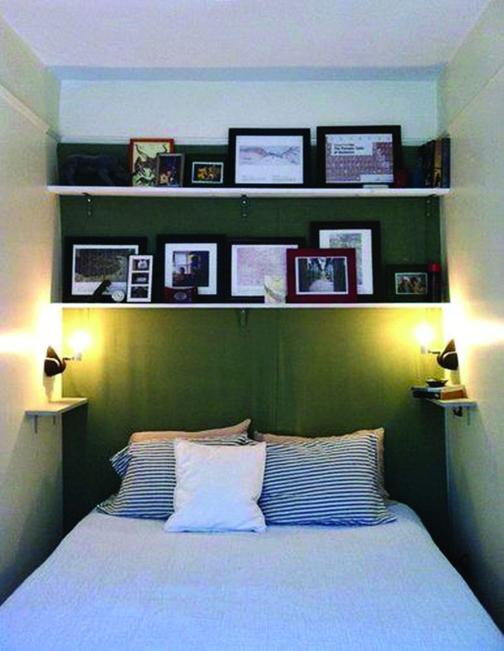 31 wundervolle versteckte Schlafzimmer-Speicher-Entwurfs-Ideen, damit kleiner Raum versucht
