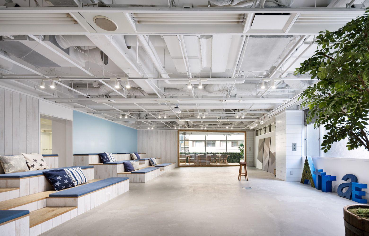 東京のオフィスデザイン レイアウトならwork Kit オフィスデザイン