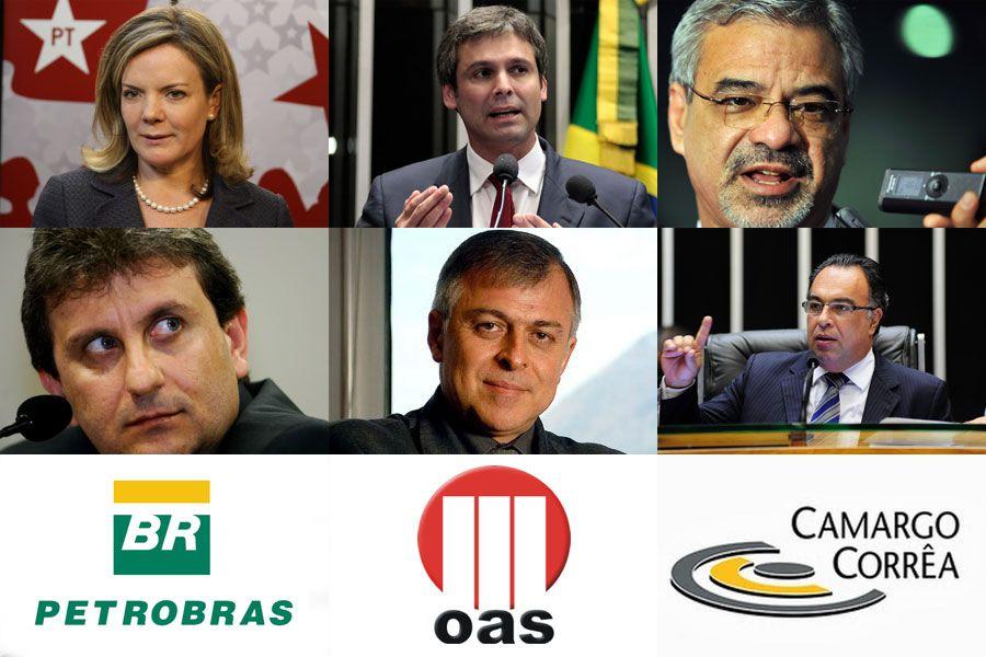 Conheça os envolvidos na operação Lava-Jato da Polícia Federal | #DitaduraSocialista, #GleisiHoffmann, #HumbertoCosta, #LavaJato, #LindberghFarias, #MontePollino, #PT, #RobertoBarricelli