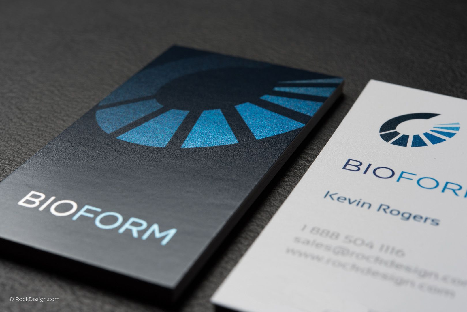Diamond modern shiny look business card template - Bioform ...