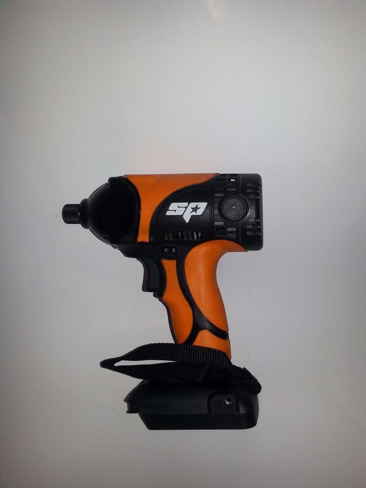 Sp Tools Impact Driver Skin No Battery Or Charger Information