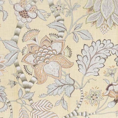 Remnant Clarice Buttercream 54 Quot Tonic Living Fabric