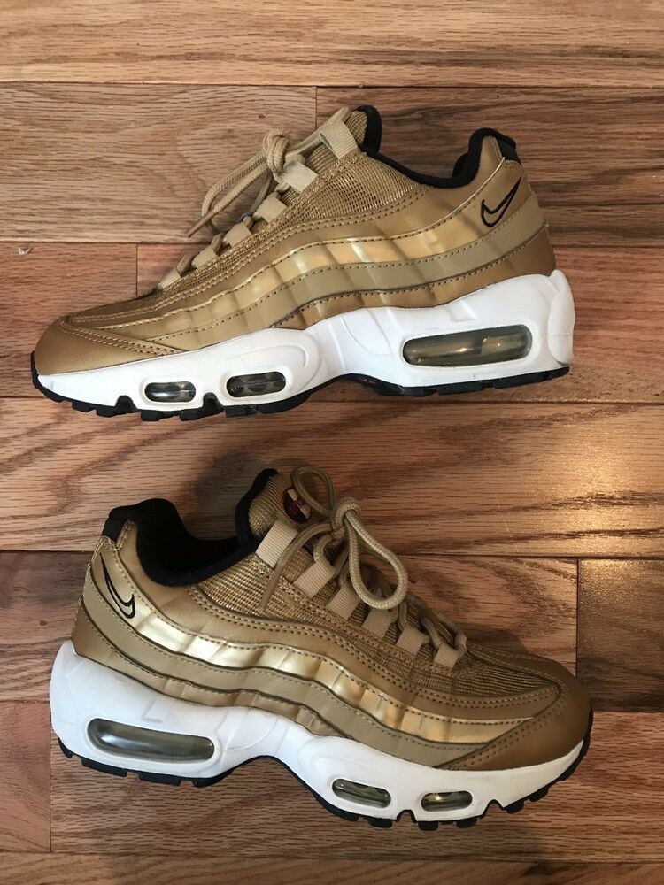 ad574808b2 Nike Air Max 95 Gold bullet - Nike Airs (This is a link to Amazon ...