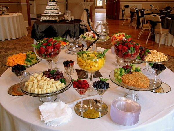 Receptions Food Displays And Prime Time On Pinterest: Fruit And Cheese Displays - Google Search