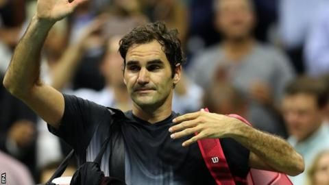 US Open 2017: Roger Federer not 'in safe place' in Juan Martin del Potro loss - BBC Sport