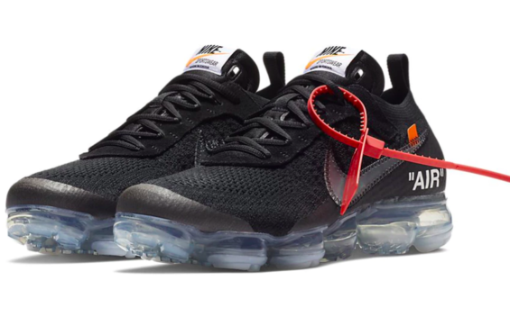 Official Look At The OFF-WHITE x Nike Air VaporMax Black