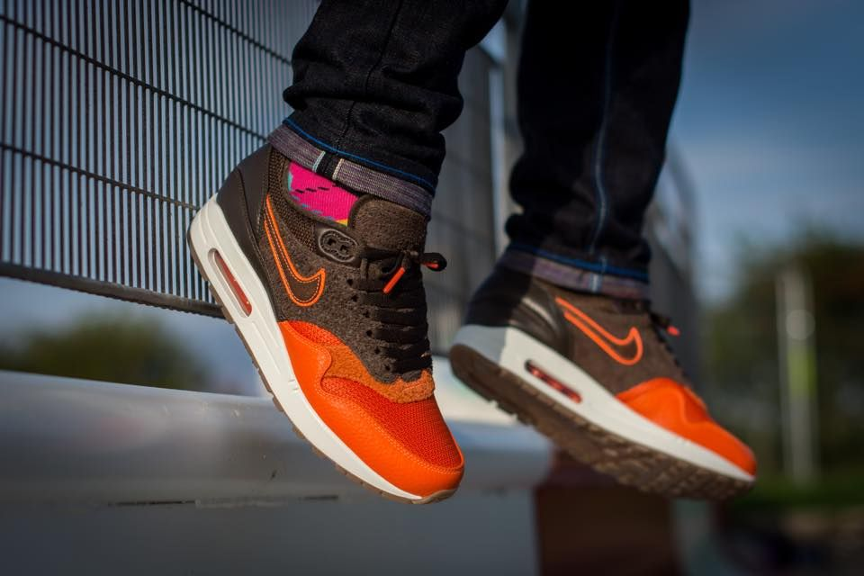 separation shoes 3d2fb 20ed3 Nike ID Bespoke Air Max 1 (by Mark Watson)