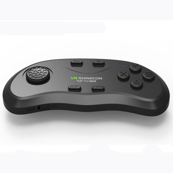 Vr Shinecon Bluetooth Control Remoto Gamepads Mouse Musica Selfie De