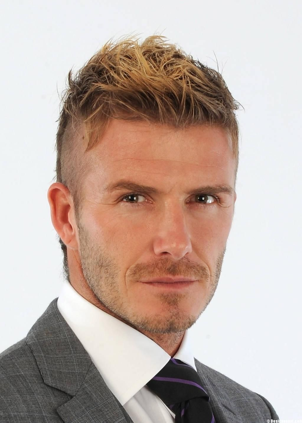 Short Haircuts For Men Italian Hairstyles Model Fashion Thin Hair Men Mens Hairstyles Short David Beckham Hairstyle