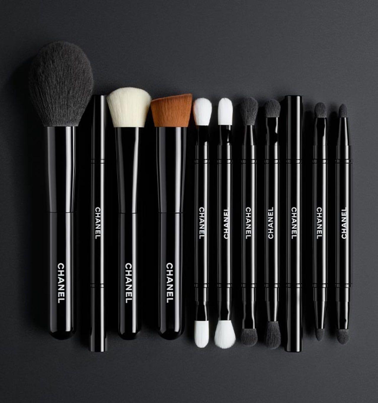 Les Pinceaux de CHANEL Makeup Brushes Makeup CHANEL in
